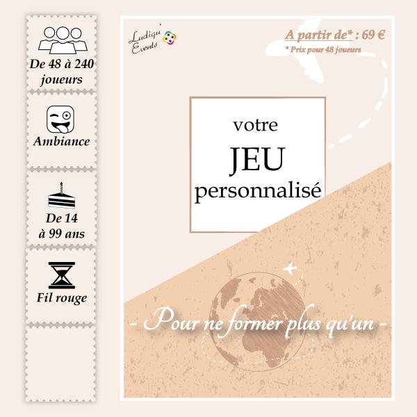 Ludiqu'Events - Mariage élimination - visuel produit boutique